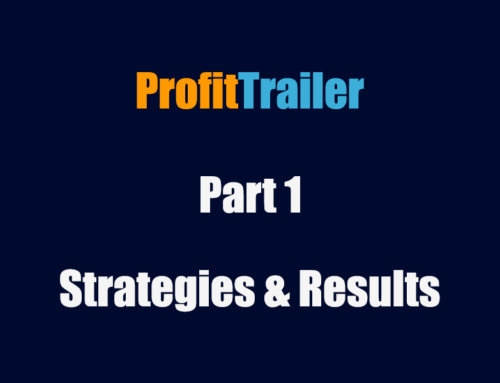 Started Up ProfitTrailer Bot In 2019 – Making Money?